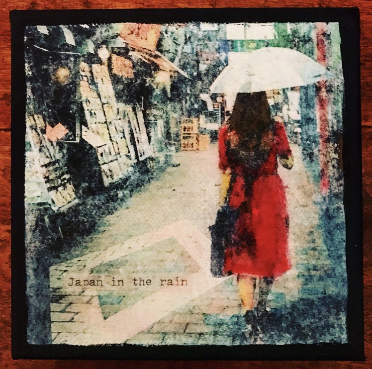 Fun DIY Crafty Project: Photo Transfers onto Canvas - Just ...